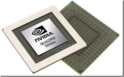 NVIDIA Fermi-Quadro 5000M GPU