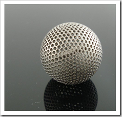 i.Materialise 3D Printing Titanium