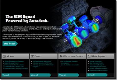 Meet the Autodesk Sim Squad