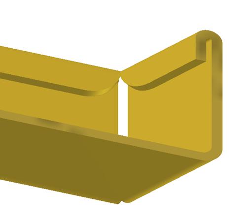 Autodesk Inventor 2012 Sheet Metal Hem Tips