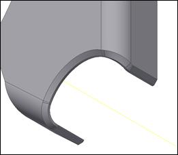 Autodesk Inventor 2012 Welding Prep For Sheet Metal