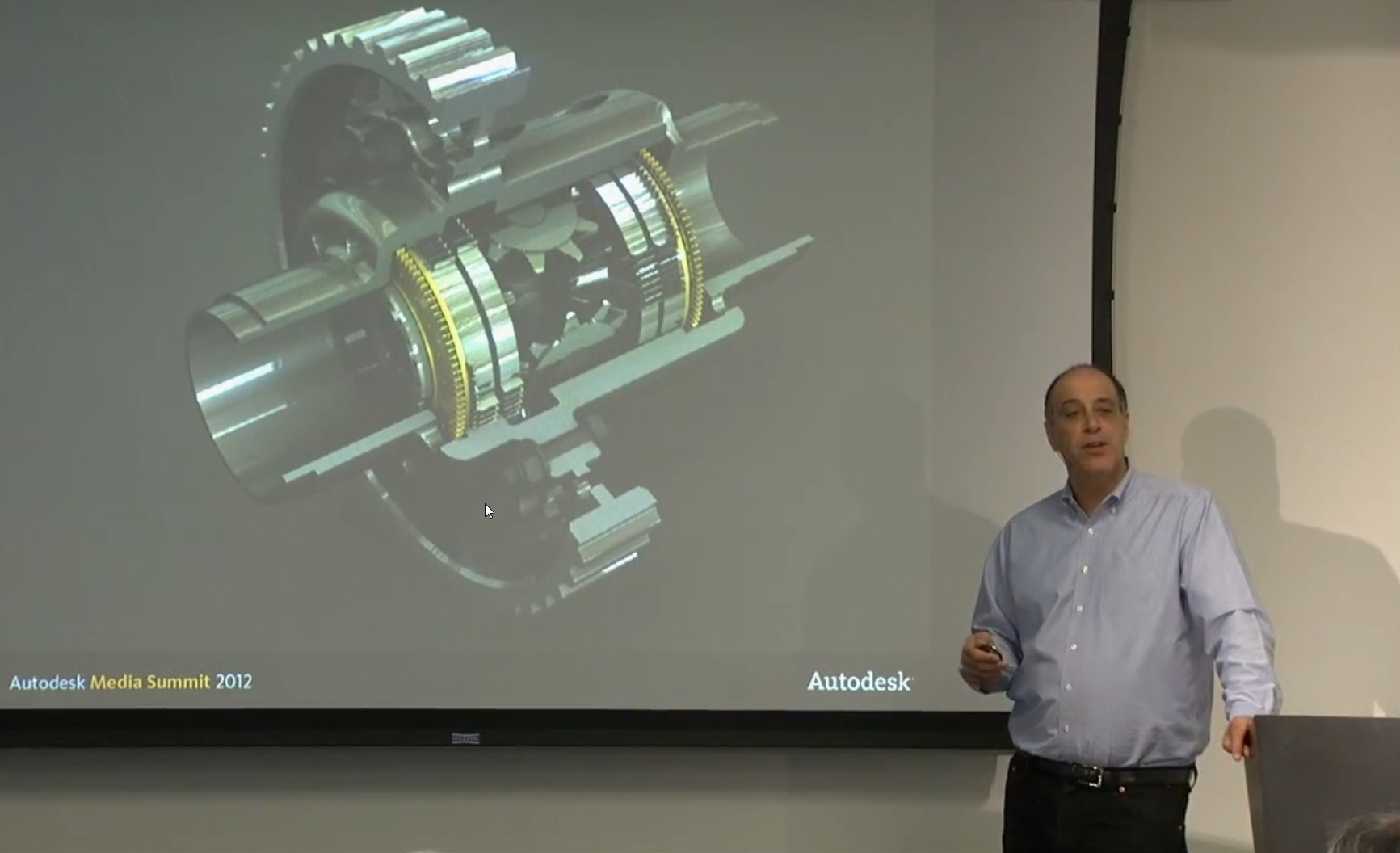 Autodesk Media Summit 2012 Videos Part 1