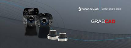 3DConnexion Free 3D Mouse Contest