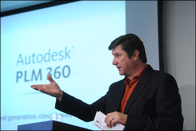 Buzz Kross Introducing Autodesk PLM 360