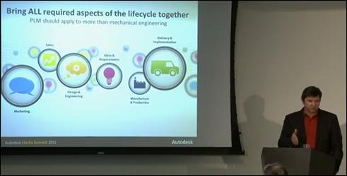 Autodesk Media Summit 2012 Keynote Video Part 4