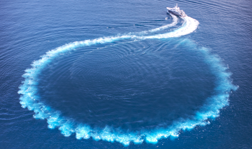 Super Yachts | Upfront Design Collaboration