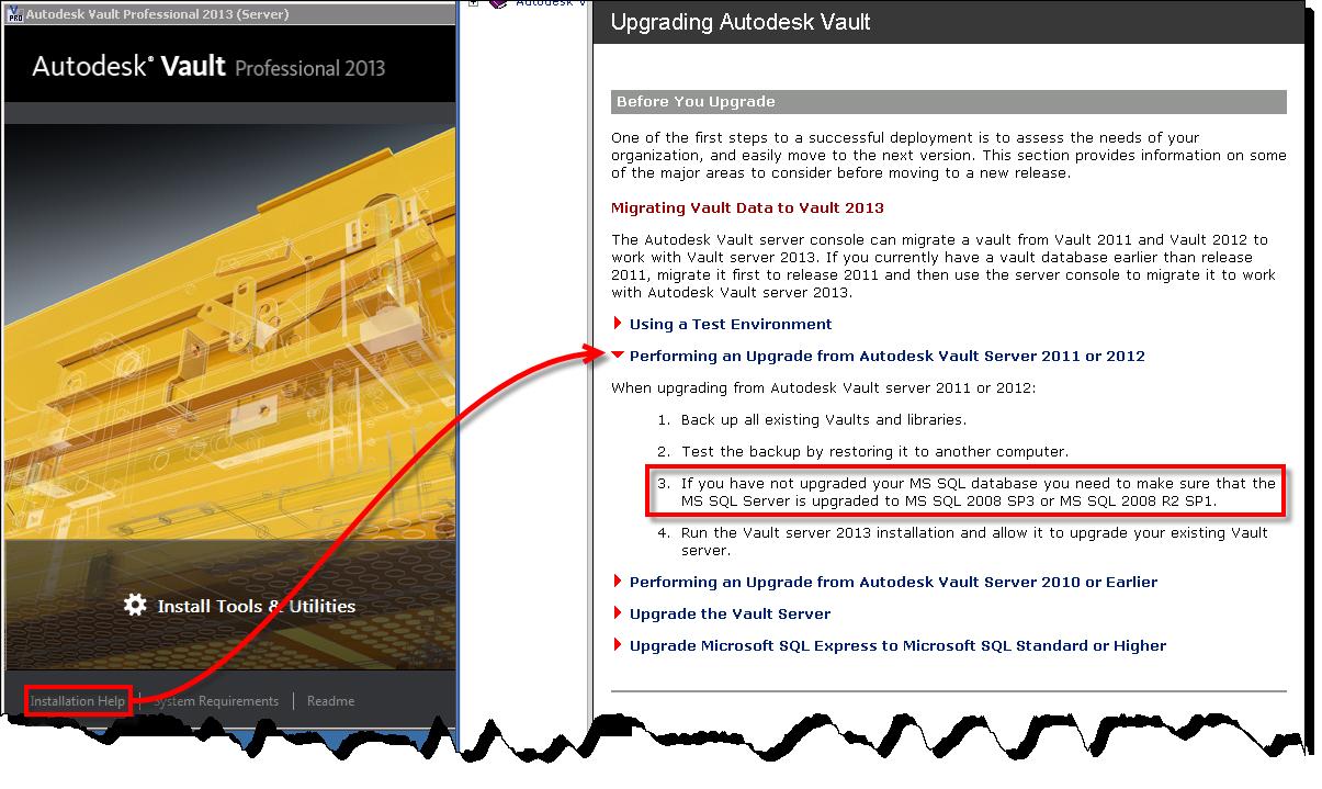 Vault | Error 29001 when installing Autodesk Vault ADMS 2013