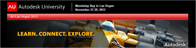Gearing Up for Autodesk University 2012
