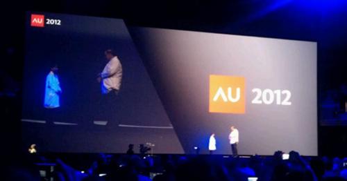 Carl Bass at Autodesk University 2012