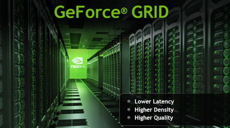 NVIDIA GeForce Cloud Computing