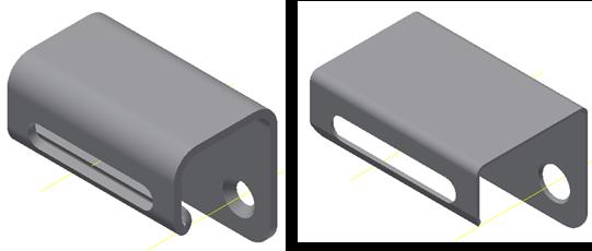 Autodesk Inventor Sheet Metal