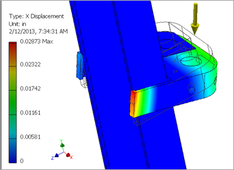 Inventor | A Realistic Look at Stress Analysis Contacts