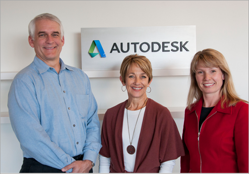 The Autodesk Origami Brand Team
