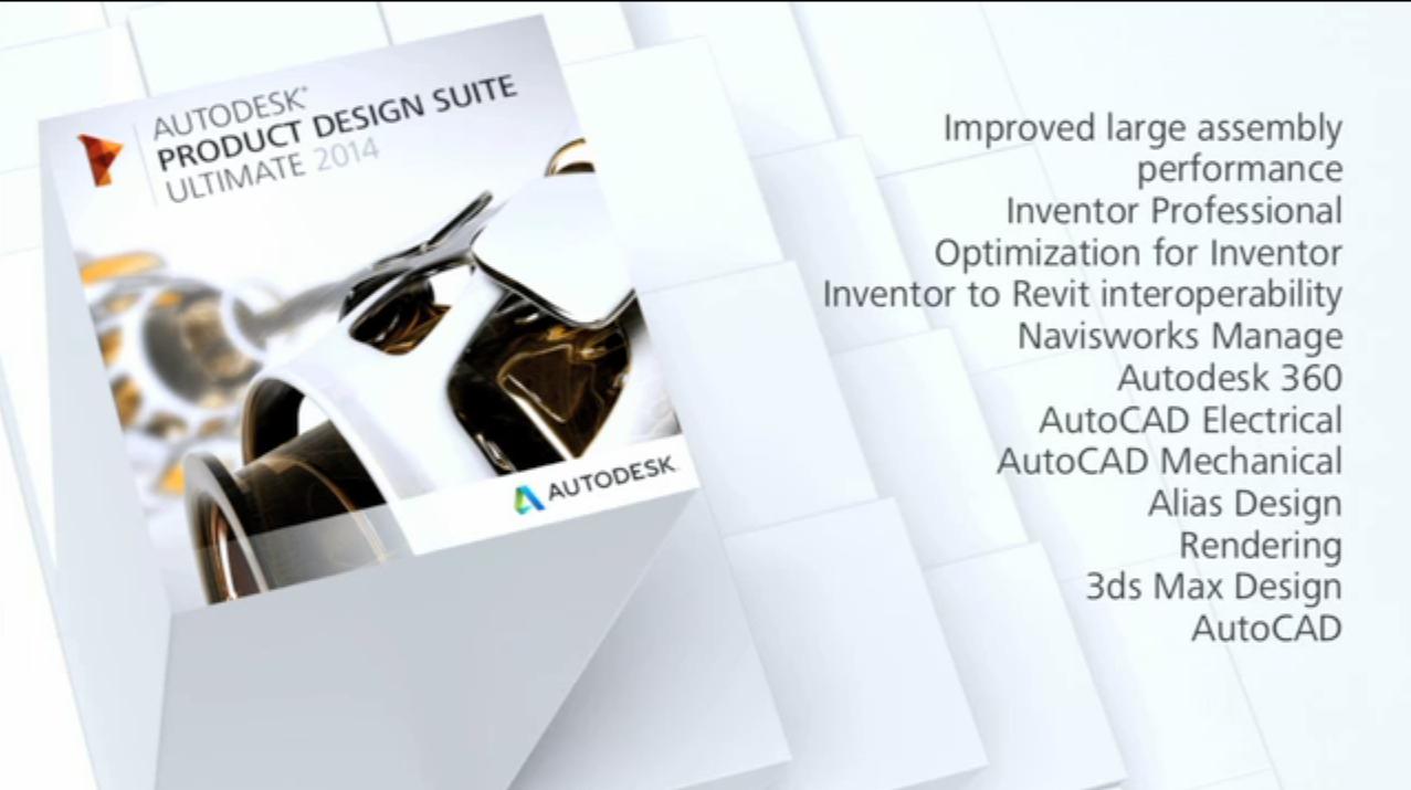 autodesk launch 2014 product suites. Black Bedroom Furniture Sets. Home Design Ideas