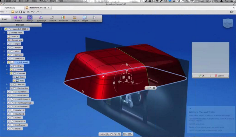 Fusion 360 Goes Live