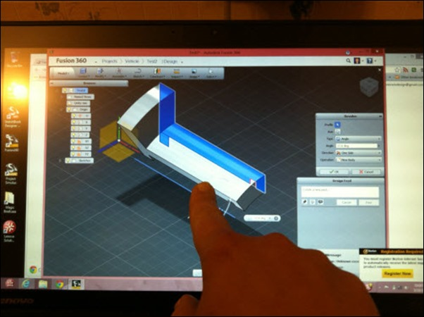 Lenovo Carbon X1 Touch CAD by Touch