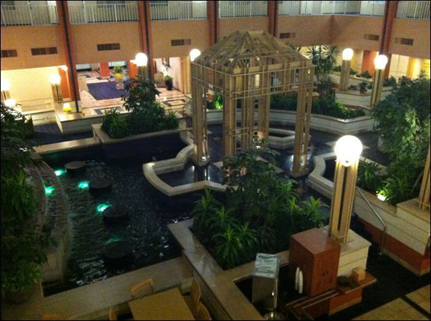 Embassy Suites River Center at Solid Edge University 2013