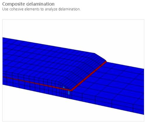 Autodesk Simulation Composite Analysis Delamination