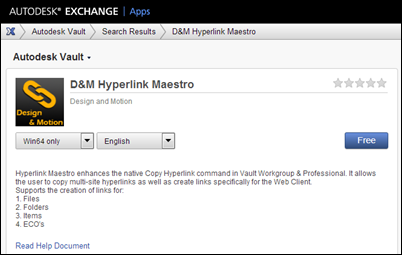D&M Hyperlink Maestro