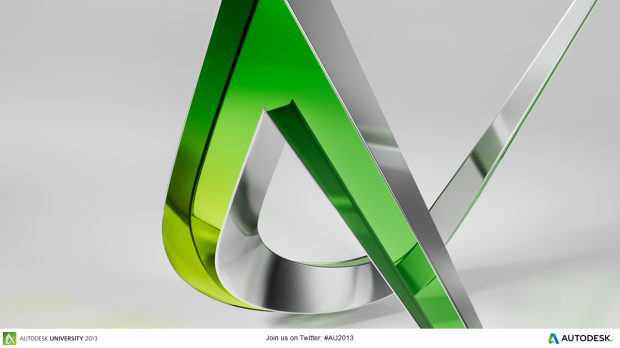Autodesk University Logo. All image rights are Autodesk's