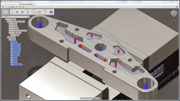 CAM 360 Announced at Autodesk University