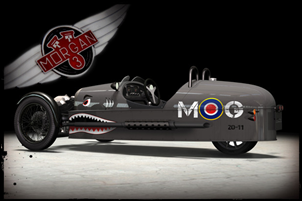 Design for Morgan Motors Contest Extended