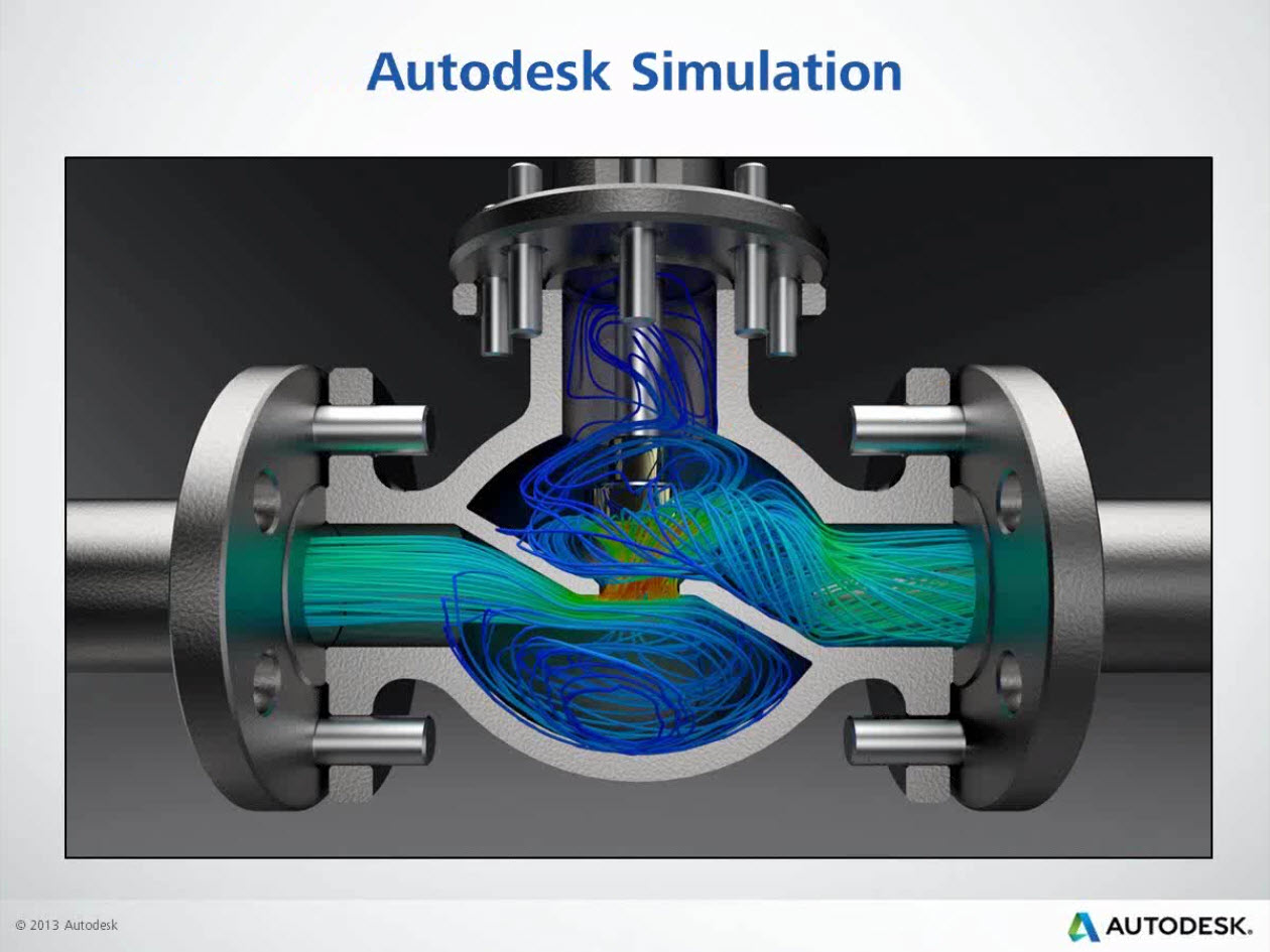 Enhancements to the Autodesk Simulation Portfolio for 2015