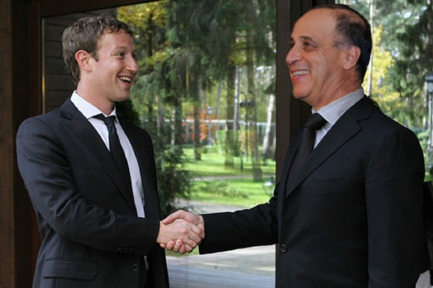 Uncle Carl and Zuck