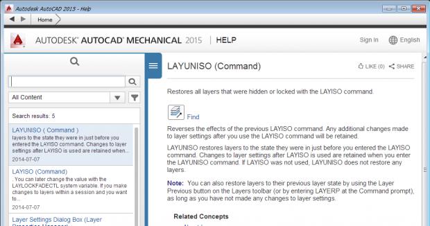 AutoCAD Layer Unisolate Help