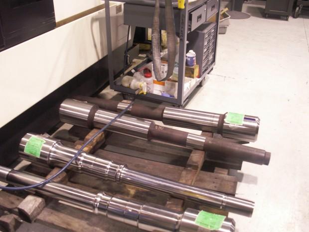 Ft Walton Machining Oil Well Drill Shafts
