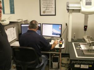 Ft Walton Machining Inspection