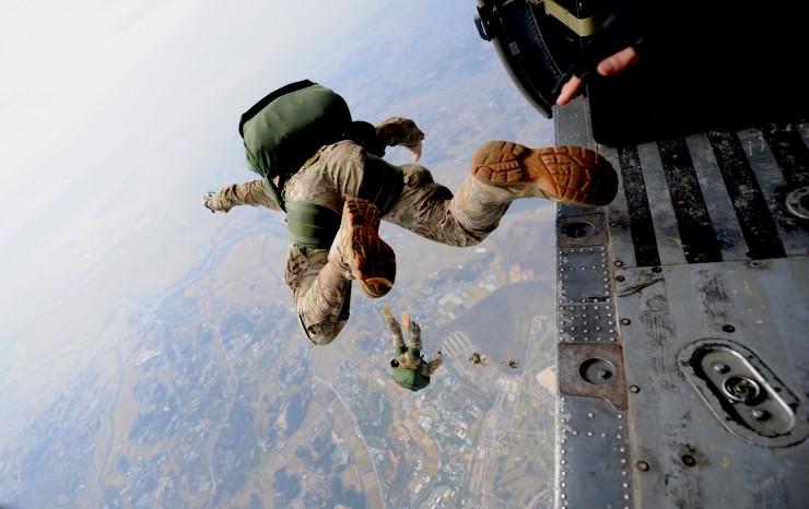 Pacific Thunder 2012 gets jump start at Osan