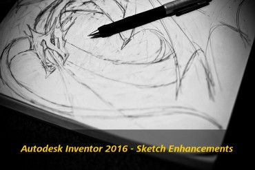 Sketching a Circle Around the Competition with Inventor 2016