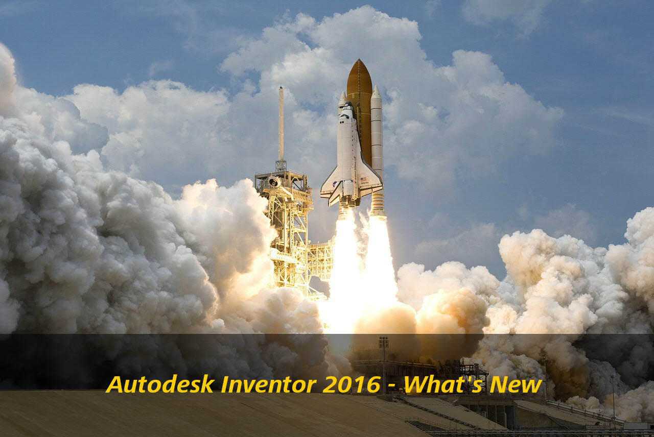 Autodesk Inventor 2016: What's New Review
