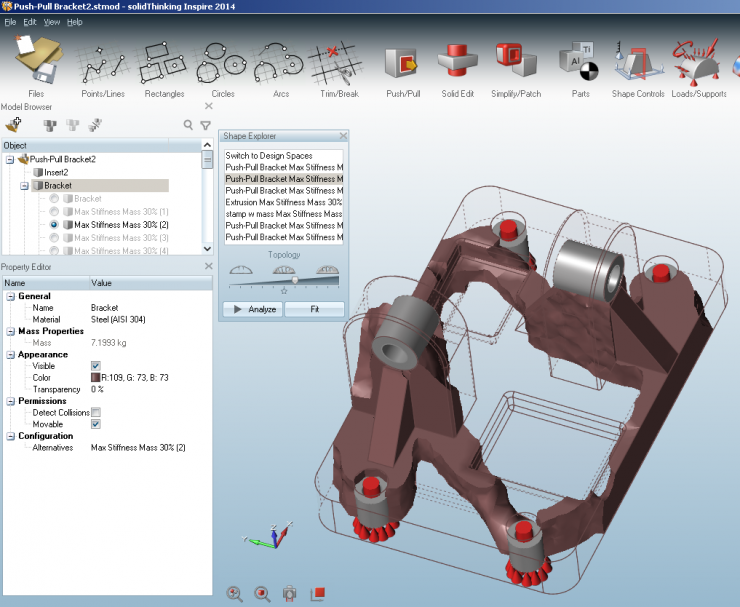 Review: solidThinking Inspire 2014