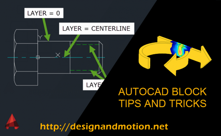 Autocad Block Creation Tips Tricks And Trouble