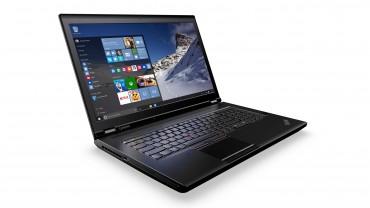 Lenovo Announces New P-Series Mobile Workstations