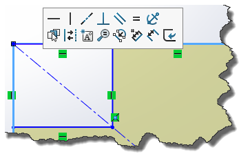 SWx 2016 - Sketch Toolbar