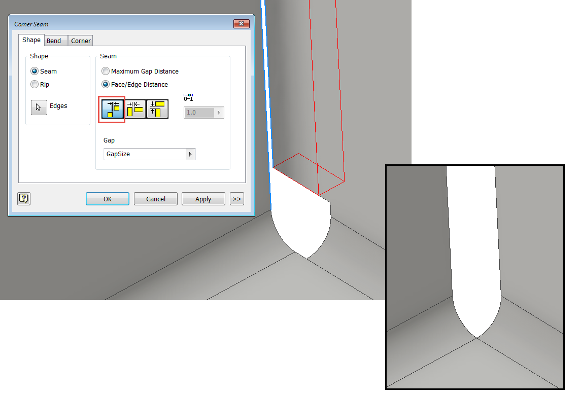 Converting Models To Sheet Metal With Inventor Design