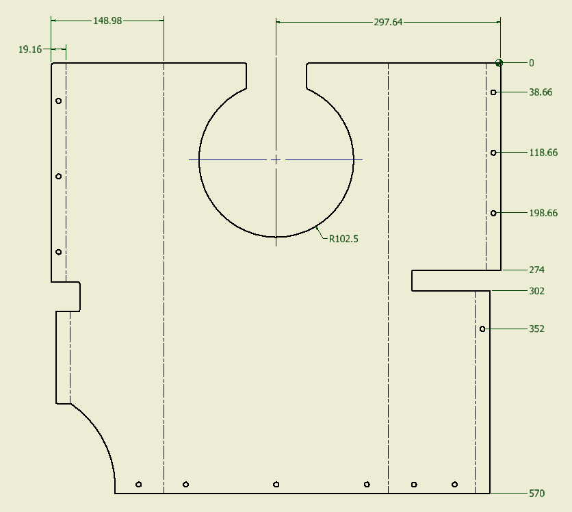 Drawing The Inventor Flat Pattern