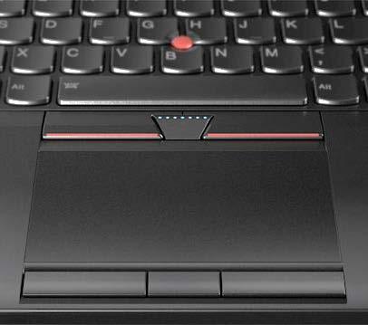 ThinkPad P70 Touchpad