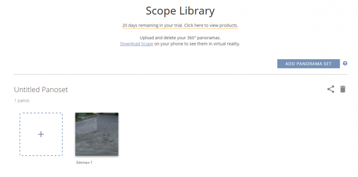 IrisVR Scope Library