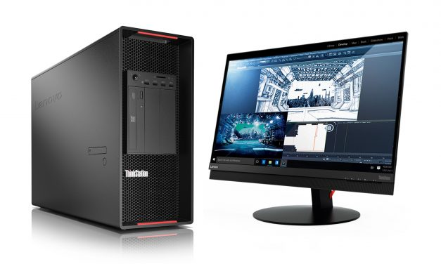 Lenovo Adds Two to the ThinkStation Family